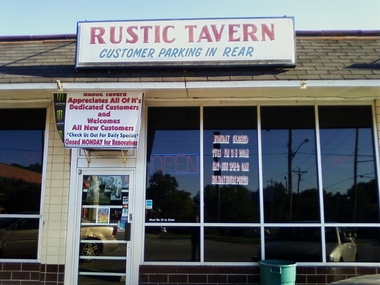 Rustic Tavern