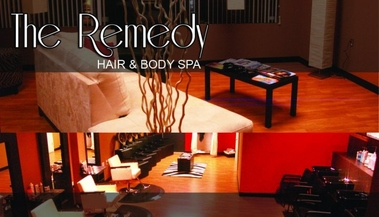 Remedy Hair &amp; Body Spa