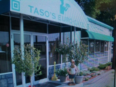 Tasos Euro Cafe