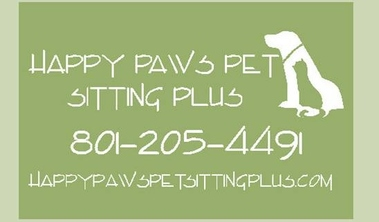 Happy Paws Pet Sitting Plus