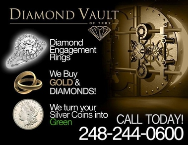 Diamond Vault of Troy