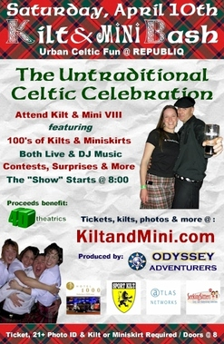 Kilt & Mini Bash