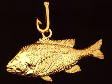 Avid Angler Jewelry Design