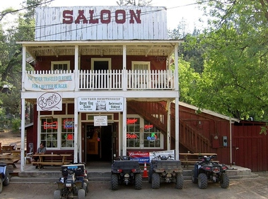 Crown King Saloon