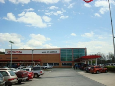 Toyota Mall of Georgia