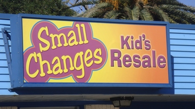 Small Changes Kids Resale