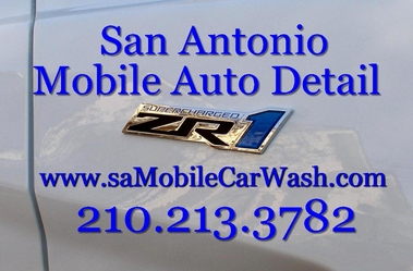 San Antonio Mobile Car Wash