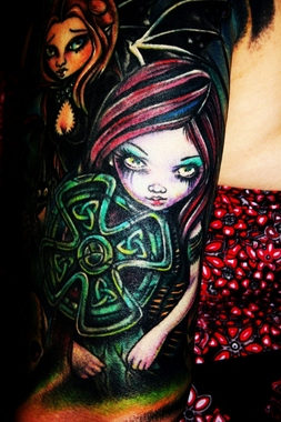 Something Wicked Tattoo