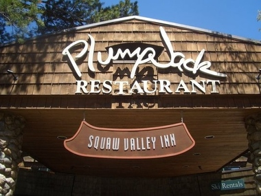 Plumpjack Cafe Squaw Valley
