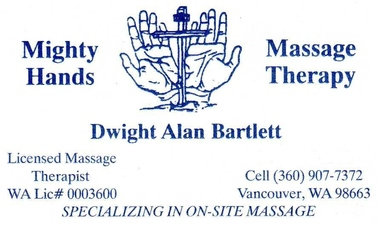 Mighty Hands Massage Therapy