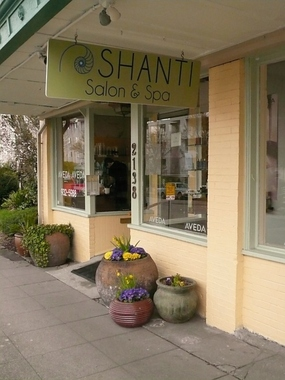 Shanti Salon &amp; Spa
