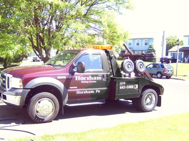 Horsham Towing SVC
