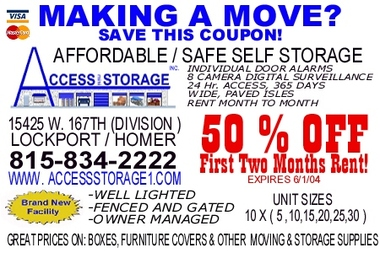 Access Mini Self Storage