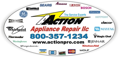 A Action Appliance Repair llc