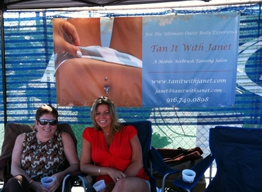 Tan It With Janet - Mobile