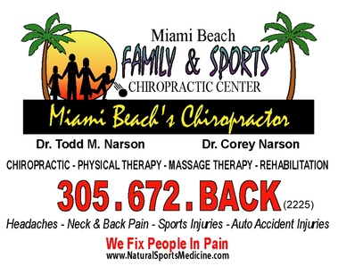 Miami Beach Family & Sport Chiropractic Center