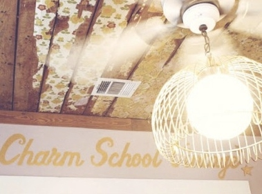 Charm School Vintage