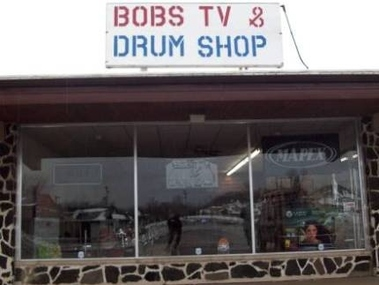 Bob's Tv & Drum Shop