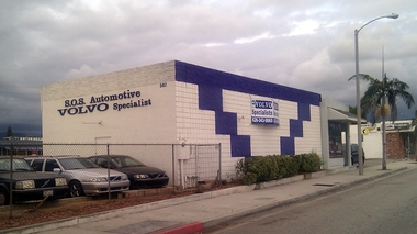 S.o.s. Automotive Inc., Volvo Auto Repair
