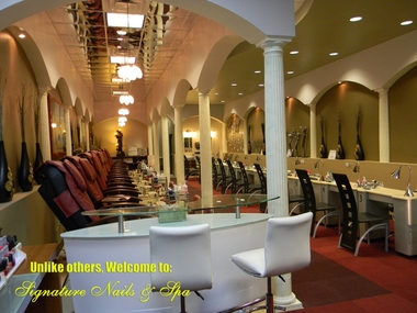 Signature Nails & Spa