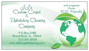 Jj's Custom Carpet & Upholstery Cleaning Company