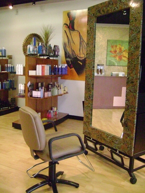 Columbia's The Salon