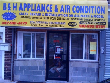 B &amp; H Appliance
