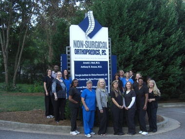 Non-Surgical Orthopaedics