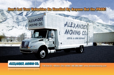 Alexander Moving Co