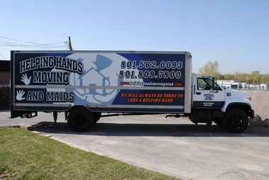 Helping Hands Moving & Maids