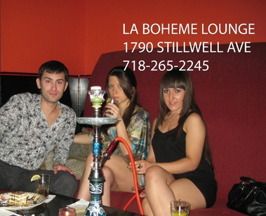 La Boheme Lounge