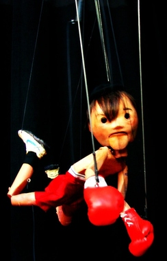 Jabberwocky Marionettes