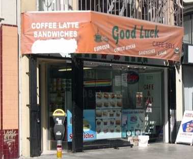 Good Luck Cafe & Deli