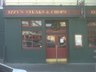 Izzy&#039;s Steaks &amp; Chops