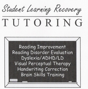 Student Learning Recovery Tutoring