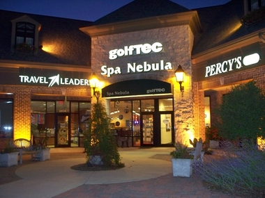 Spa Nebula &amp; Salon