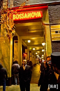 Bossanova Ballroom