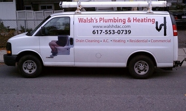 Walsh&#039;s Plumbing