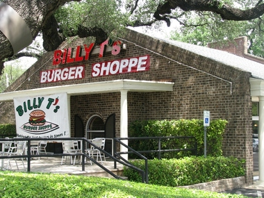 Billy T's Burger Shoppe