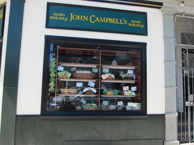 John Campbell's Irish Bakery