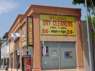 La Cienega Studio Cleaners