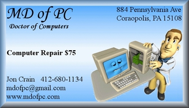 MD of PC Custom Computers, LLC