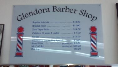 Glendora Barber Shop