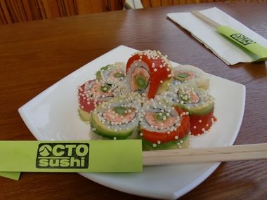 Octo Sushi