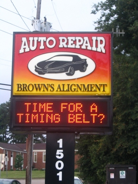 Brown's Alignment & Brake Svc