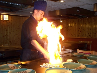 Sapporo Japanese Steak House