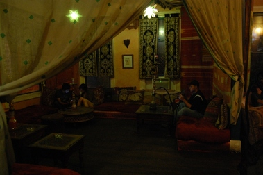 The Kasbah Hookah Lounge &amp; Bar