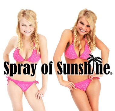 Spray Of Sunshine