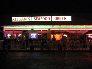 Keegan&#039;s Seafood Grille