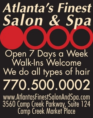 Atlanta&#039;s Finest Hair &amp; Spa